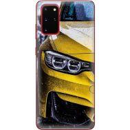 Силиконовый чехол BoxFace Samsung G985 Galaxy S20 Plus Bmw M3 on Road (38874-up2439)