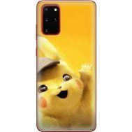 Силиконовый чехол BoxFace Samsung G985 Galaxy S20 Plus Pikachu (38874-up2440)