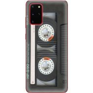 Силиконовый чехол BoxFace Samsung G985 Galaxy S20 Plus Старая касета (38874-up2445)