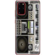 Силиконовый чехол BoxFace Samsung G985 Galaxy S20 Plus Old Boombox (38874-up2446)