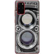 Силиконовый чехол BoxFace Samsung G985 Galaxy S20 Plus Rolleiflex (38874-up2447)