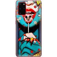 Силиконовый чехол BoxFace Samsung G985 Galaxy S20 Plus Girl Pop Art (38874-up2444)