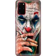 Силиконовый чехол BoxFace Samsung G985 Galaxy S20 Plus Джокер (38874-up2448)