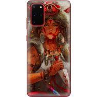 Силиконовый чехол BoxFace Samsung G985 Galaxy S20 Plus Принцесса Мононоке (38874-up2451)