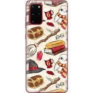 Силиконовый чехол BoxFace Samsung G985 Galaxy S20 Plus Magic Items (38874-up2455)