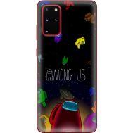 Силиконовый чехол BoxFace Samsung G985 Galaxy S20 Plus Among Us (38874-up2456)