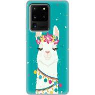 Силиконовый чехол BoxFace Samsung G988 Galaxy S20 Ultra Cold Llama (38878-up2435)