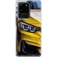Силиконовый чехол BoxFace Samsung G988 Galaxy S20 Ultra Bmw M3 on Road (38878-up2439)