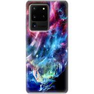 Силиконовый чехол BoxFace Samsung G988 Galaxy S20 Ultra Northern Lights (38878-up2441)
