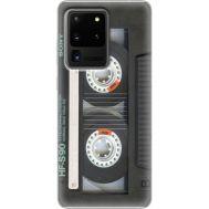Силиконовый чехол BoxFace Samsung G988 Galaxy S20 Ultra Старая касета (38878-up2445)