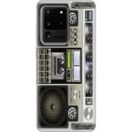 Силиконовый чехол BoxFace Samsung G988 Galaxy S20 Ultra Old Boombox (38878-up2446)