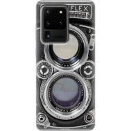 Силиконовый чехол BoxFace Samsung G988 Galaxy S20 Ultra Rolleiflex (38878-up2447)