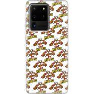 Силиконовый чехол BoxFace Samsung G988 Galaxy S20 Ultra Pringles Princess (38878-up2450)