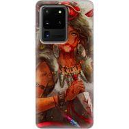 Силиконовый чехол BoxFace Samsung G988 Galaxy S20 Ultra Принцесса Мононоке (38878-up2451)