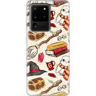 Силиконовый чехол BoxFace Samsung G988 Galaxy S20 Ultra Magic Items (38878-up2455)