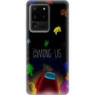 Силиконовый чехол BoxFace Samsung G988 Galaxy S20 Ultra Among Us (38878-up2456)