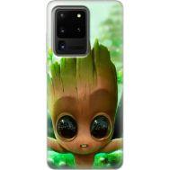 Силиконовый чехол BoxFace Samsung G988 Galaxy S20 Ultra Groot (38878-up2459)