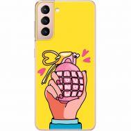 Силиконовый чехол BoxFace Samsung G991 Galaxy S21 (41709-up2361)