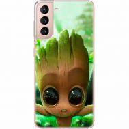 Силиконовый чехол BoxFace Samsung G991 Galaxy S21 Groot (41709-up2459)