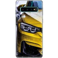 Силиконовый чехол BoxFace Samsung G973 Galaxy S10 Bmw M3 on Road (35853-up2439)