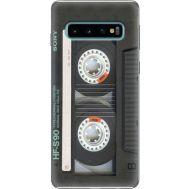 Силиконовый чехол BoxFace Samsung G973 Galaxy S10 Старая касета (35853-up2445)