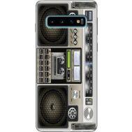 Силиконовый чехол BoxFace Samsung G973 Galaxy S10 Old Boombox (35853-up2446)