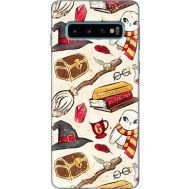 Силиконовый чехол BoxFace Samsung G973 Galaxy S10 Magic Items (35853-up2455)