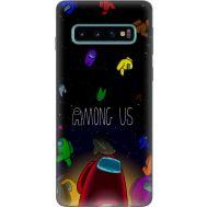 Силиконовый чехол BoxFace Samsung G973 Galaxy S10 Among Us (35853-up2456)