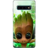 Силиконовый чехол BoxFace Samsung G973 Galaxy S10 Groot (35853-up2459)