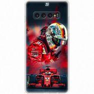 Силиконовый чехол BoxFace Samsung G975 Galaxy S10 Plus Racing Car (35854-up2436)
