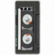 Силиконовый чехол BoxFace Samsung G975 Galaxy S10 Plus Старая касета (35854-up2445)