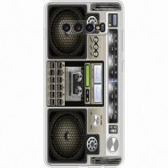 Силиконовый чехол BoxFace Samsung G975 Galaxy S10 Plus Old Boombox (35854-up2446)