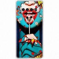 Силиконовый чехол BoxFace Samsung G975 Galaxy S10 Plus Girl Pop Art (35854-up2444)