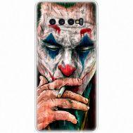 Силиконовый чехол BoxFace Samsung G975 Galaxy S10 Plus Джокер (35854-up2448)