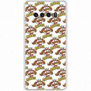 Силиконовый чехол BoxFace Samsung G975 Galaxy S10 Plus Pringles Princess (35854-up2450)
