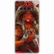 Силиконовый чехол BoxFace Samsung G975 Galaxy S10 Plus Принцесса Мононоке (35854-up2451)