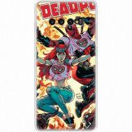 Силиконовый чехол BoxFace Samsung G975 Galaxy S10 Plus Deadpool and Mary Jane (35854-up2454)