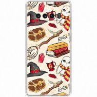 Силиконовый чехол BoxFace Samsung G975 Galaxy S10 Plus Magic Items (35854-up2455)