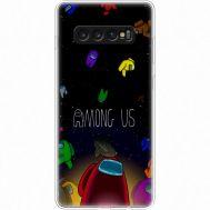 Силиконовый чехол BoxFace Samsung G975 Galaxy S10 Plus Among Us (35854-up2456)