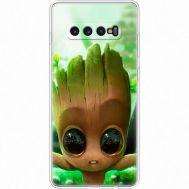 Силиконовый чехол BoxFace Samsung G975 Galaxy S10 Plus Groot (35854-up2459)