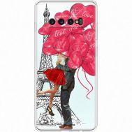 Силиконовый чехол BoxFace Samsung G975 Galaxy S10 Plus Love in Paris (35854-up2460)