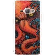 Силиконовый чехол BoxFace Samsung J120H Galaxy J1 2016 Octopus (25190-up2429)