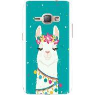Силиконовый чехол BoxFace Samsung J120H Galaxy J1 2016 Cold Llama (25190-up2435)