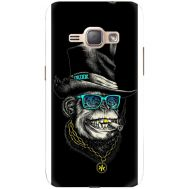 Силиконовый чехол BoxFace Samsung J120H Galaxy J1 2016 Rich Monkey (25190-up2438)