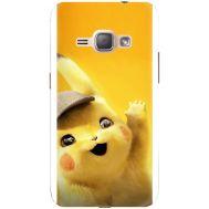 Силиконовый чехол BoxFace Samsung J120H Galaxy J1 2016 Pikachu (25190-up2440)