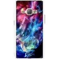Силиконовый чехол BoxFace Samsung J120H Galaxy J1 2016 Northern Lights (25190-up2441)
