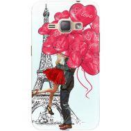 Силиконовый чехол BoxFace Samsung J120H Galaxy J1 2016 Love in Paris (25190-up2460)