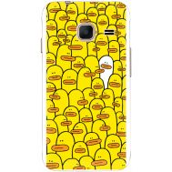 Силиконовый чехол BoxFace Samsung J105 Galaxy J1 Mini Duos Yellow Ducklings (24712-up2428)
