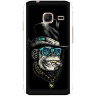 Силиконовый чехол BoxFace Samsung J105 Galaxy J1 Mini Duos Rich Monkey (24712-up2438)