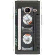 Силиконовый чехол BoxFace Samsung J105 Galaxy J1 Mini Duos Старая касета (24712-up2445)